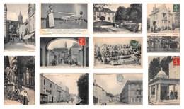 Lot De 35 Cartes CPA De Bourbonne Les Bains (52) Haute Marne - Bourbonne Les Bains