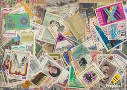 Venezuela Briefmarken-600 Verschiedene Marken - Venezuela