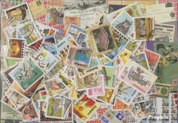 Simbabwe Briefmarken-300 Verschiedene Marken - Zimbabwe (1980-...)