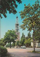 D-38440 Wolfsburg - St. Christophoruskirche - Car - VW 1500 Variant - Kirchen U. Kathedralen