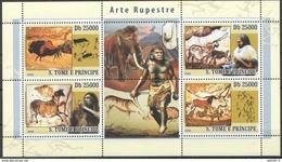 Saint Thomas 2008 Prehistoire Prehistory Art Rupestre - Prehistoria