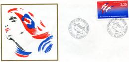 France - 1989-yt 2560 Sur Env.-bicentenaire De La Révolution - France