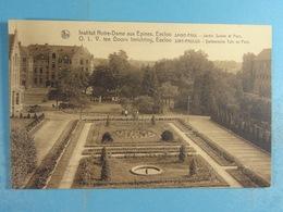 Eeklo Institut Notre Dame Aux Epines Pensionnat Jardin Suisse Et Parc - Eeklo
