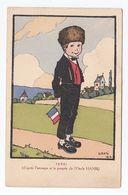 YERRI (d'après L'estampe E La Poupée De L'oncle Hansi) HANSI 1916 - Hansi
