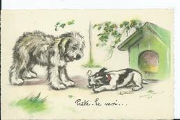 CARTE FANTAISIE - Illustration GERMAINE BOURET - Prète Le Moi..... - Bouret, Germaine
