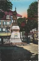 25M02C1 CPSMPF 25 - 73. MONTBELIARD  MONUMENT DU COLONEL DENFERT ROCHEREAU    VT1948 - Montbéliard