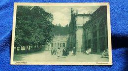 Marienbad Kreuzbrunnen Czech - Repubblica Ceca