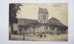 Avon. La Place De L'église. - Avon