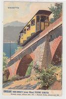 Funicolare Como-Brunate - Viadotto             (A-80-170615) - Funicular Railway