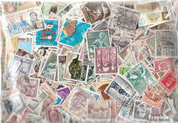 Spanien Briefmarken-1.500 Verschiedene Marken - Sammlungen