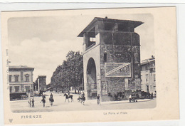 Firenze - La Porta Al Prato             (A-80-170615) - Firenze