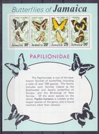 Amerika - Jamaica - ** Butterflies ** - Jamaique (1962-...)