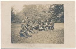 BESANCON - Carte Photo Légendée - Blessés, Ambulance De Casamène 1915 , WW1 - Besancon