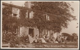 Heys Farm Guest House, West Bradford, Yorkshire, C.1930 - K Ltd RP Postcard - England