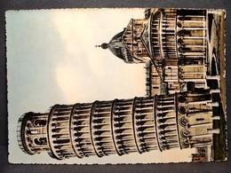 (FG.O50) PISA - CAMPANILE E ABSIDE DEL DUOMO (francobollo Rimosso) - Pisa