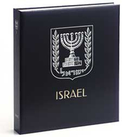 DAVO 5932 Luxe Stamp Album Israel II 1965-1974 - Binders Only