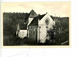 RIGNY USSE - La Vieille église Du XIIè S. - Noir Et Blanc Dentelée Express - Other Municipalities