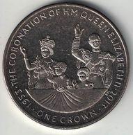 Isle Of Man Crown – 2013(Coronation) - Regional Coins