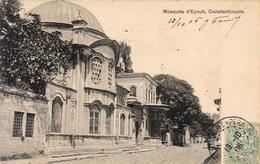 TURQUIE  CONSTANTINOPLE  Mosquée D'Eyoub - Turkey