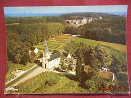 CPM GF - Gizeux - Vue Aérienne - L'église Et Le Château - Sonstige Gemeinden