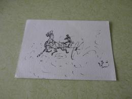 Carte Neuve Albi Maison Natale D Henri De Toulouse Lautrec Dessin Original De L Artiste - Albi