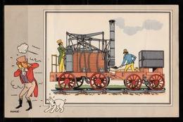 """Tintin : Lot De 9 Chromos """"Voir Et Savoir"""" Par Hergé De 2ème Choix ( Avec Taches De Rouilles, Légères Pliures, Etc... ) - Chromos"""