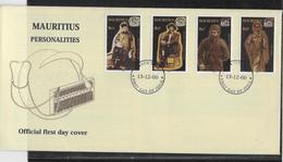 Maurice - FDC - Enveloppe 1er Jour - Maurice (1968-...)