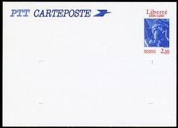 """""""Statue De La Liberté""""  Centenaire - Postal Stamped Stationery"""