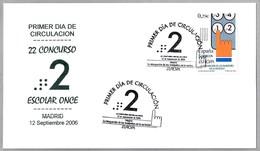 ONCE - INTEGRACION DE LOS INVIDENTES. Integration Of The Blind. SPD/FDC Madrid 2006 - Handicap
