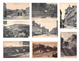 Lot De 53 Cartes CPA De LANGRES (52) Haute Marne - Lot Intégralement Scanné - Langres