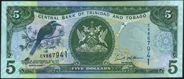 TRINIDAD & TOBAGO - 5 Dollars 2006 {sign. Ewart S.Williams} UNC P.47 A - Trinidad & Tobago