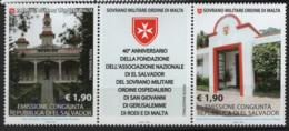 SMOM 2014 Sass.1197/98 MNH/** VF - Sovrano Militare Ordine Di Malta
