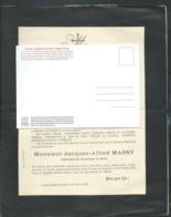 Yzeures ( 37 )  - F.P. Décès De M Jacques Alfred Massy Conservateur Des Hypothèques , Le 12/10/1911   Mald6507 - Avvisi Di Necrologio