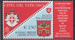 SMOM 2008 Sass.927 MNH/** VF - Sovrano Militare Ordine Di Malta