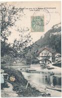 DOUBS - Maison ETEVENARD, Frontière Franco Suisse - France
