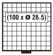 SAFE 6110 Schublade BEBA Maxi - Matériel
