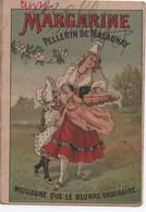 Carte Commerciale à 2 Volets /La MARGARINE/ Pellerin De Malaunay/ Dr Brouardel/Normandie/   Vers 1900-1920       CAC161 - Altri