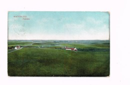 Panorama.Expédié De Waterloo à Morpeth (Angleterre) - Waterloo