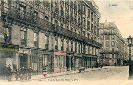 75  PARIS 11e AR   RUE  DU GENERAL BLAISE - Arrondissement: 11