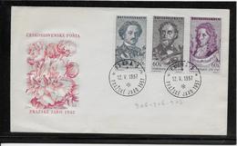 Tchecoslovaquie - Lettre - Tschechoslowakei/CSSR