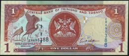 TRINIDAD & TOBAGO - 1 Dollar 2006 {sign. Ewart S.Williams} UNC P.46 - Trinidad & Tobago