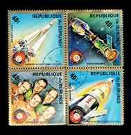 ROYAUME DU BURUNDI.  (COB-OBP) 1975 - N°364/71. *Apollo-Soyouz*    La Série - Neuf* - 1962-69: Neufs