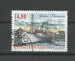 Greenland 2004 Ships Y.T. 404 (0) - Groenland