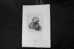 DH / Jean-Baptiste Kléber, Né Le 9 Mars 1753 à Strasbourg Et Assassiné Le 14 Juin 1800 Au Caire En Égypte,  / 16x24 Cm - Documents Historiques