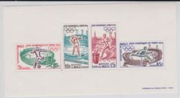 Mali 1964 Tokyo Olympic Games Souvenir Sheet MNH/** (H54) - Sommer 1964: Tokio