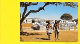 Jeunes Femmes Aux Seins Nus D'Afrique Du Sud (Knirr) - Sud Africa