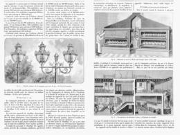 L'INDUSTRIE DU GAZ  à L'EXPOSITION UNIVERSELLE De  1900 - Technical