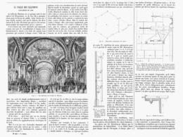 LA SALLE Des ILLUSIONS    à L'EXPOSITION UNIVERSELLE De  1900 - Technical