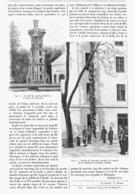 """LA FENETRE De SAUVETAGE  """" SCHERRER """"   1900 - Technical"""