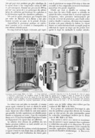 LA CHAUDIERE OLEOTHERMIQUE De MM. MAHL Et De NITTIS    1900 - Technical